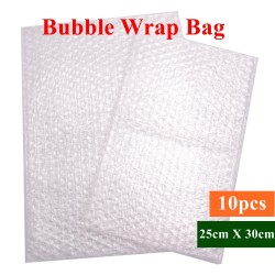 A4 size bubble wrap bag (25cm X 30cm , 10pc)