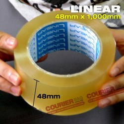 Good Quality Sealing Tape (48mm x 1000mm)
