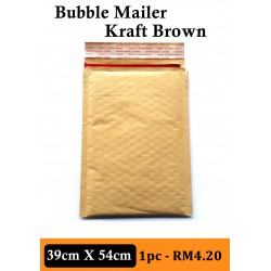 BUBBLE MAILER PADDED ENVELOP 39X54cm, 1PC